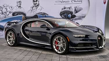 Bugatti targeting twosecond 062 mph time 14 mpg for Chiron