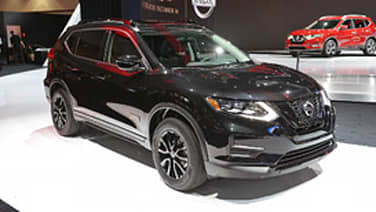 nissan rogue star wars tribute 2017 chicago auto show photo gallery autoblog. Black Bedroom Furniture Sets. Home Design Ideas