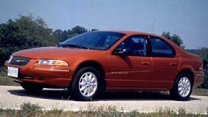2000 Chrysler Cirrus - 4dr Sedan (LX)