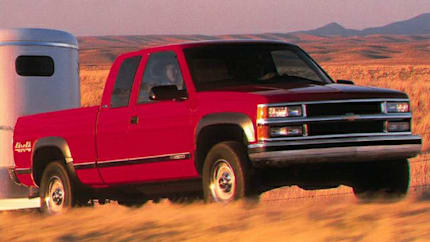 2000 Chevrolet K2500 - 4x4 Extended Cab 141.5 in. WB HD (Base)