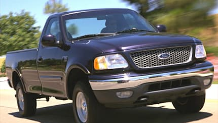 2004 Ford F-150 Heritage - 4x2 Regular Cab Styleside 6.5 ft. box 120 in. WB (XL)