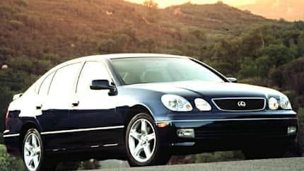 2000 Lexus GS 400 - 4dr Sedan (Base)