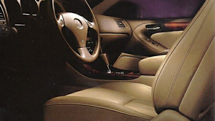 2000 Lexus GS 400 - 4dr Sedan (Base)