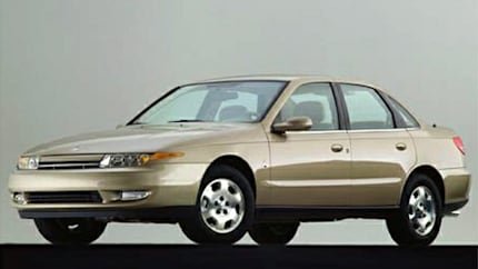 2000 Saturn LS2 - 4dr Sedan (Base)