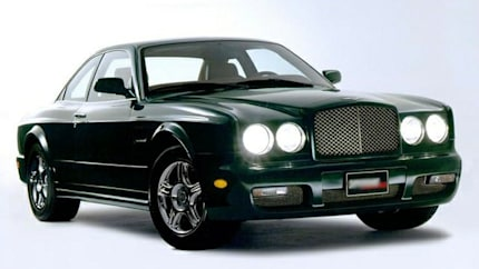 2003 Bentley Continental - 2dr Coupe (T)