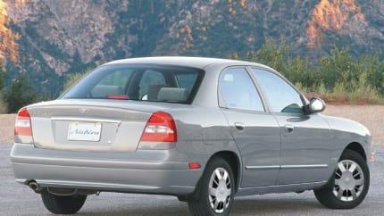 2002 Daewoo Nubira - 4dr Sedan (SE)