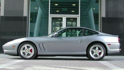 2001 Ferrari 550 - 2dr Coupe (Maranello)