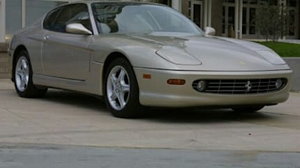 2003 Ferrari 456M - 2dr Coupe (GTA)