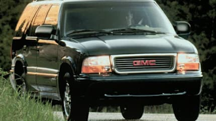 2001 GMC Jimmy - 4dr 4x2 (SLE)