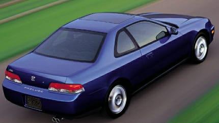 2001 Honda Prelude - 2dr Coupe (Base)