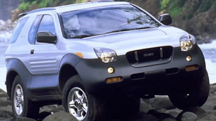 2001 Isuzu VehiCROSS - 2dr 4x4 (Base)