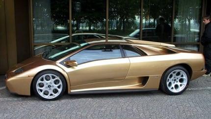 2001 Lamborghini Diablo - 2dr Coupe (VT 6.0)