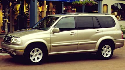 2001 Suzuki Grand Vitara XL-7 - 4dr 4x2 (Limited)