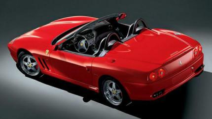 2001 Ferrari 550 - 2dr Convertible (Maranello Barchetta)