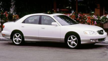 2002 Mazda Millenia - 4dr Sedan (P)