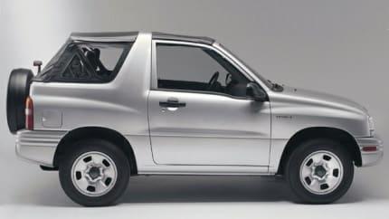 2003 Suzuki Vitara - 2dr 4x2 (Base)