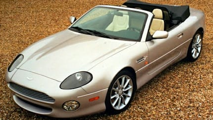 2003 Aston Martin DB7 Vantage - 2dr Convertible (Volante)
