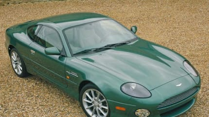 2003 Aston Martin DB7 Vantage - 2dr Coupe (Base)