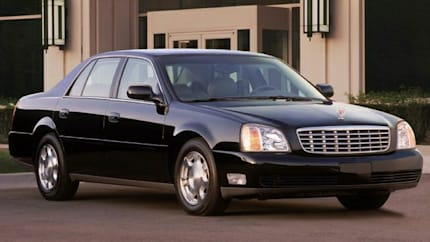2005 Cadillac DeVille - 4dr Sedan (Base)