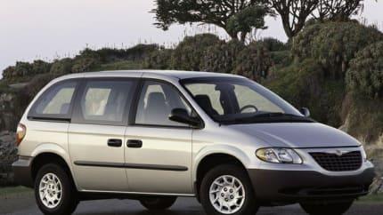 2003 Chrysler Voyager - Passenger Van (LX)
