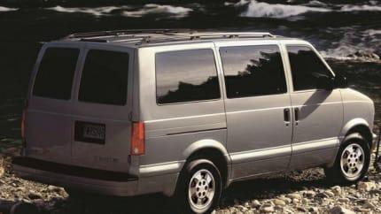 2005 Chevrolet Astro - Rear-wheel Drive Passenger Van (Base)
