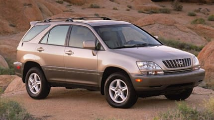 2003 Lexus RX 300 - Front-wheel Drive (Base)