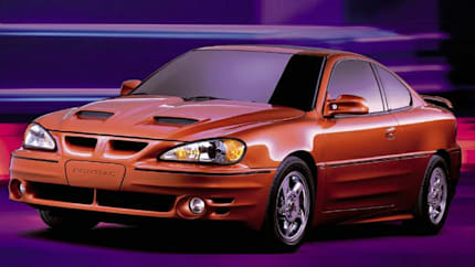 2005 Pontiac Grand Am - 2dr Coupe (GT)
