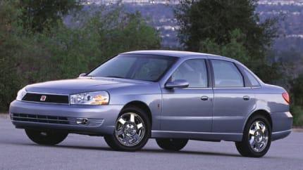 2003 Saturn L-Series - 4dr Sedan (L200)