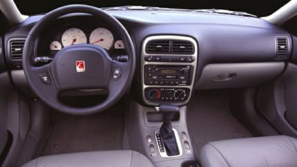 2003 Saturn L-Series - 4dr Station Wagon (LW200)