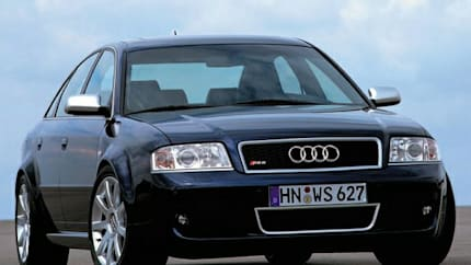 2003 Audi RS6 - 4dr All-wheel Drive Quattro Sedan (4.2)