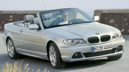 2006 BMW 325 - 2dr Rear-wheel Drive Convertible (Ci)