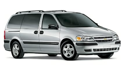 2005 Chevrolet Venture - Front-wheel Drive Extended Passenger Van (Plus)