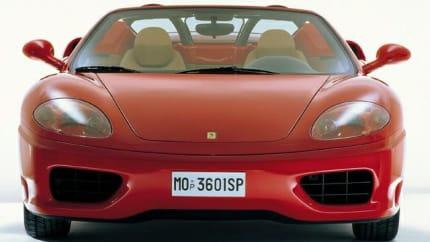2005 Ferrari 360 Modena - 2dr Convertible (Spider)