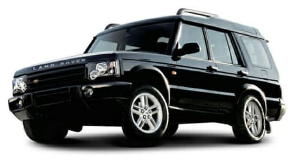 2004 Land Rover Discovery - 4dr All-wheel Drive (S)