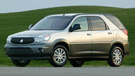 2007 Buick Rendezvous - Front-wheel Drive (CX)