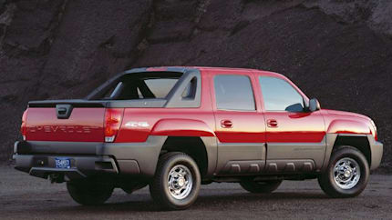 2006 Chevrolet Avalanche 2500 - 4x4 (LS)