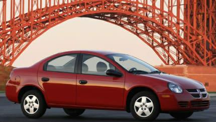 2005 Dodge Neon - 4dr Sedan (SE)