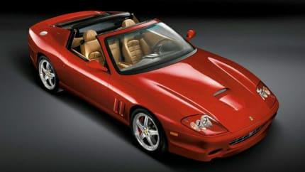 2005 Ferrari Superamerica - 2dr Convertible (Base)