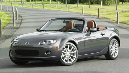 2005 Mazda MAZDASPEED MX-5 Miata - 2dr Convertible (Cloth)