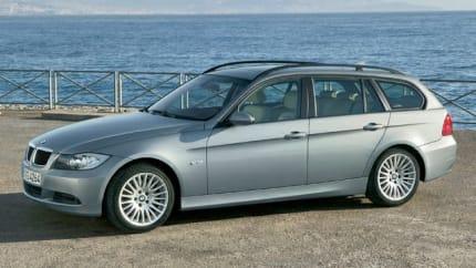 2006 BMW 325 - 4dr All-wheel Drive Sport Wagon (xiT)