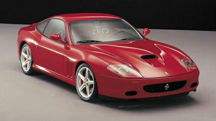 2006 Ferrari 575M - 2dr Coupe (Maranello)
