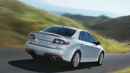 2007 Mazda MazdaSpeed6 - 4dr All-wheel Drive (Sport)