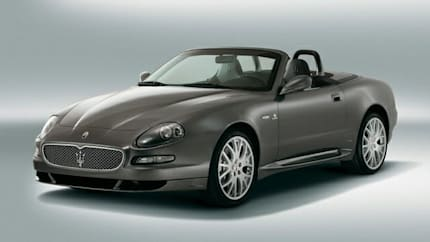 2007 Maserati GranSport - Spyder 2dr Convertible (Base)