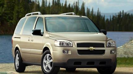 2008 Chevrolet Uplander - Front-wheel Drive Passenger Van (LS w/1LS)