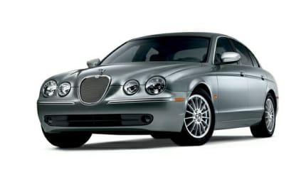 2008 Jaguar S-TYPE - 4dr Sedan (3.0 V6)