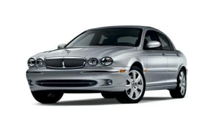 2008 Jaguar X-TYPE - 4dr Sedan (3.0)