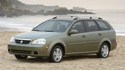 2008 Suzuki Forenza - 4dr Wagon (Popular)