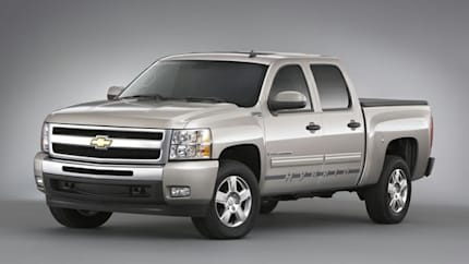 2013 Chevrolet Silverado 1500 Hybrid - 4x2 Crew Cab 143.5 in. WB (1HY)