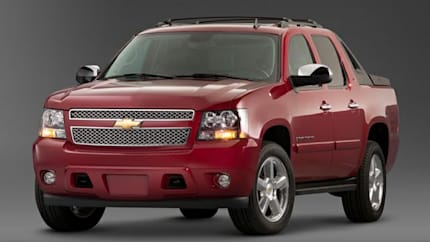 2013 Chevrolet Avalanche - 4x2 (LT Black Diamond)