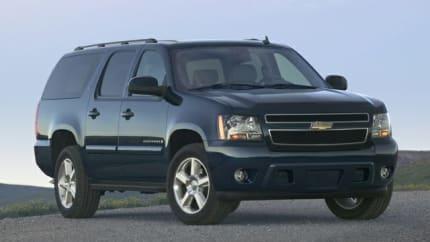 2013 Chevrolet Suburban 2500 - 4x2 (LS)